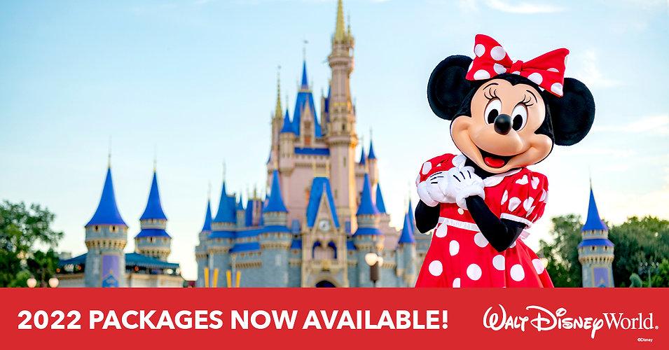 Vacaciones Disney  Reservas