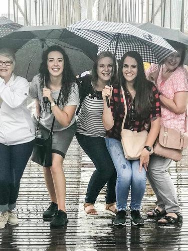 Viajes grupales de mujeres NY