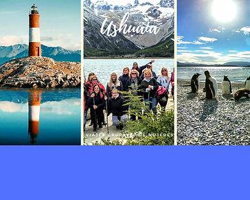 Viajes Grupales de Mujeres Ushuaia