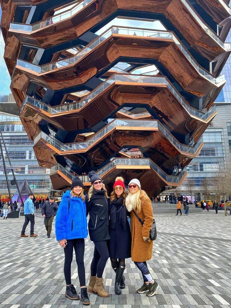 Viajes grupales de mujeres New York