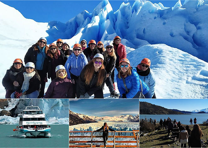 Viajes Grupal Mujeres Calafate