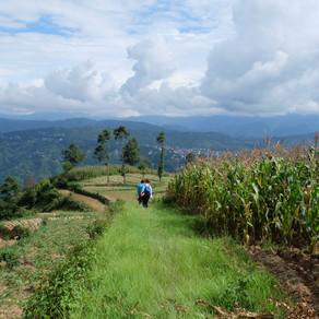Nepal'de Yürüyerek İyileşmek