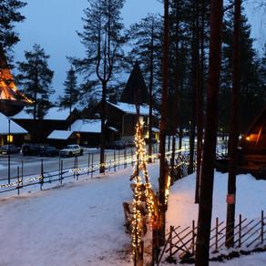 Noel Baba'nın İzinde: Laponya'dayım!