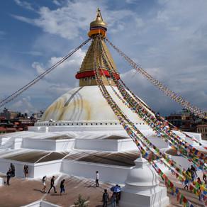 Musonlar, Çocuklar ve Himalayalar: Nepal'deyim!