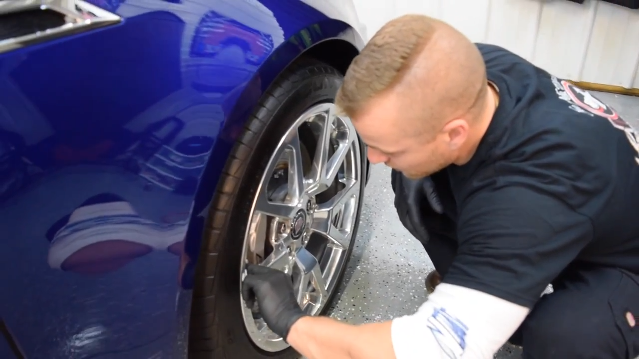wheel coatings