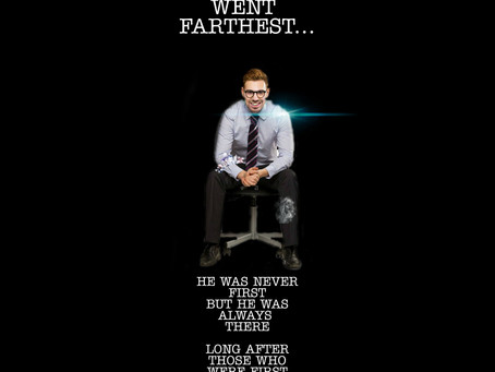 The man who went farthest...