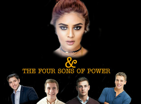 WISDOM AND THE FOUR SONS OF POWER