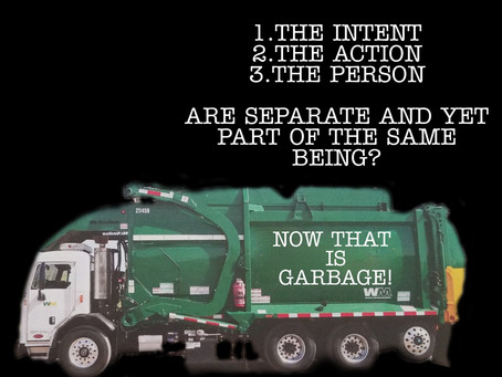 Now, this is garbage!