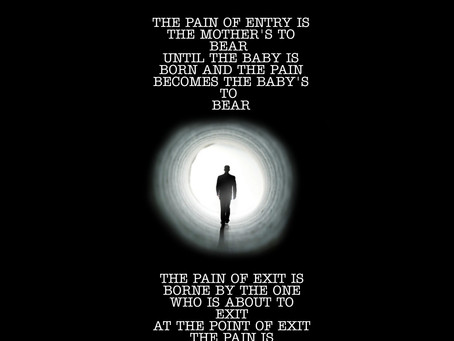 The pain of Entry and Exit
