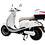 Thumbnail: ABO. Green Power Community E-Scooter VISP 4 Blanc