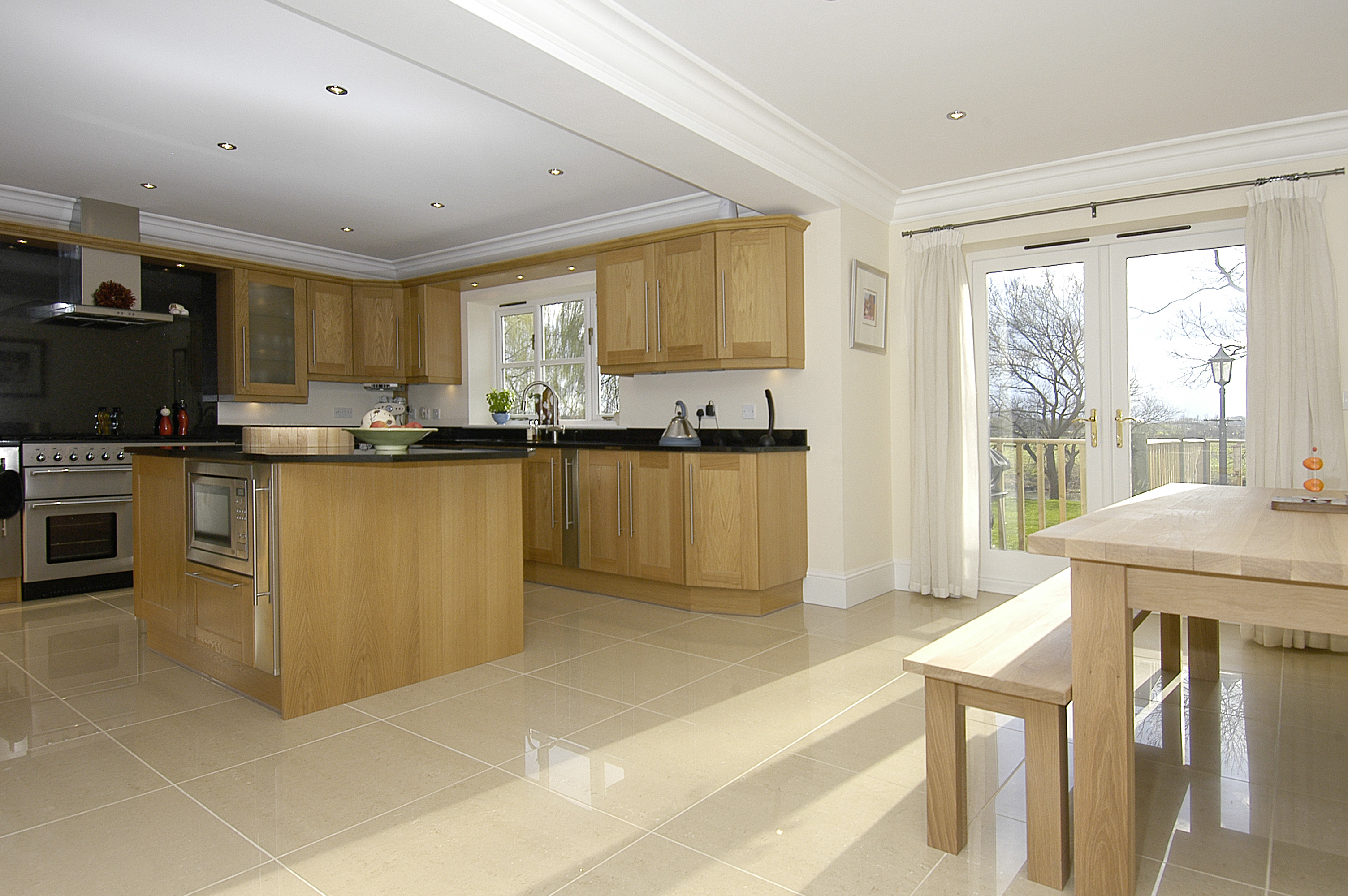 Clapham, Kitchen