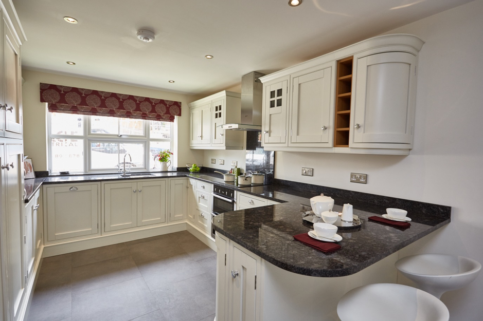 The Sidings, Kitchen Show House