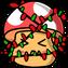 >w< christmas edit