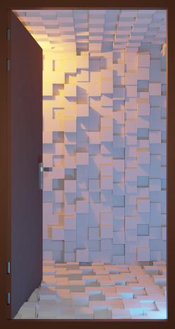 Weekly challenge: Door/Cube
