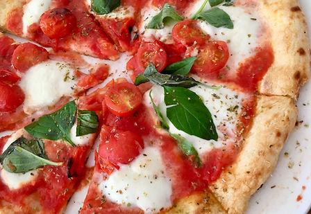 Bufalina Pizza @ Terrazzino
