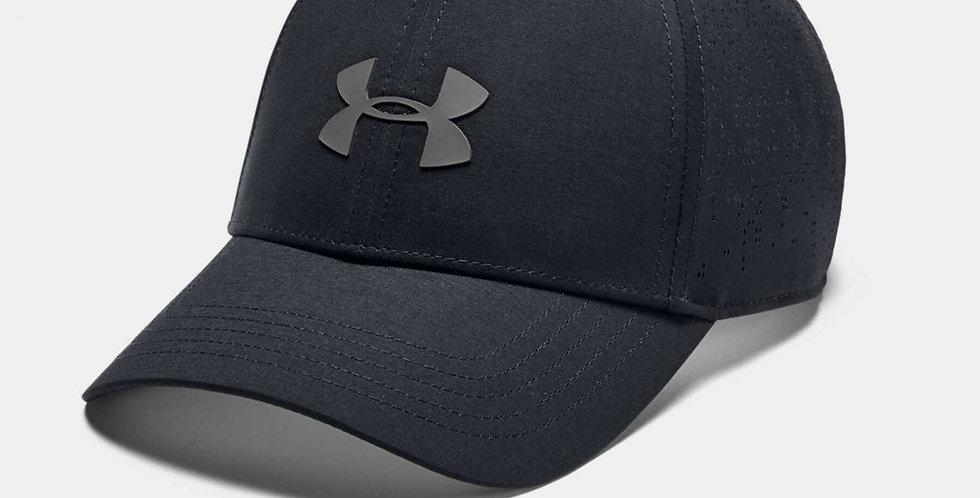 כובע אנדר ארמור שחור Under Armour Elevated Golf Cap