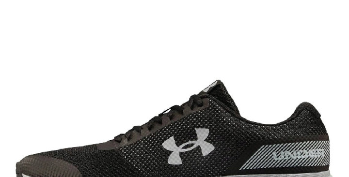 נעלי ספורט שחור אפור אנדר ארמור UNDER ARMOUR