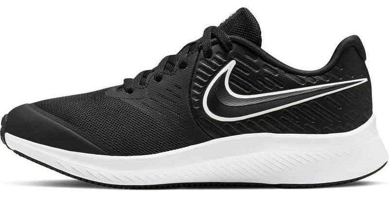 נעלי ספורט נייק שחור לבן יוניסקס