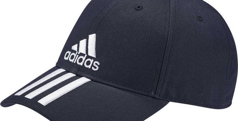 כובע אדידס כחול קלאסי Classic blue adidas hat