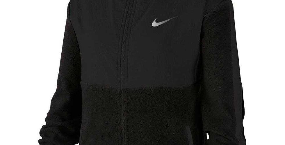 ג'קט נייק שחור Black Nike jacket