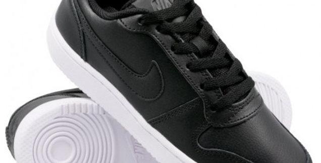 נעלי אופנה נייק שחור לבן NIKE Black Sneakers