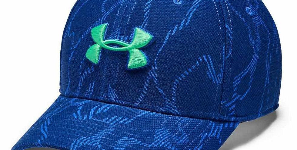 כובע אנדר ארמור כחול מנומר Classic blue Under Armor hat