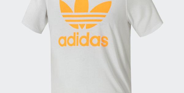 חולצת אדידס לבן כתום אוריג'ינלס adidas Originals