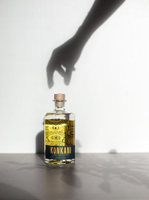 Konkani Goa inspired Gin