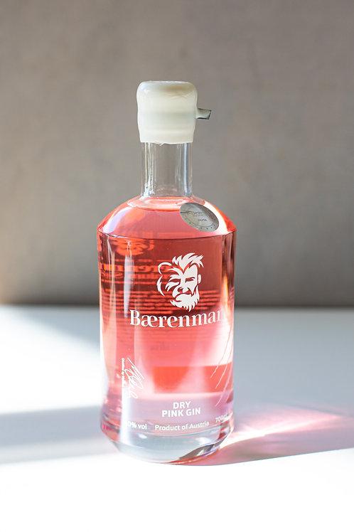 Baerenmann Pink Gin