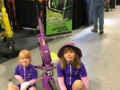 37 - Love that we match this Trikke Colt