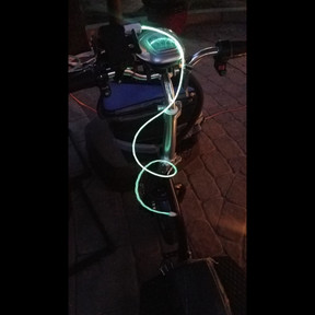 Lighted Phone Power Cord