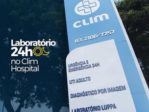 Nova logo, novo site... venha conhecer o Hospital Clim