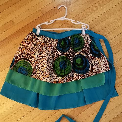 African Print Skirt - Kids
