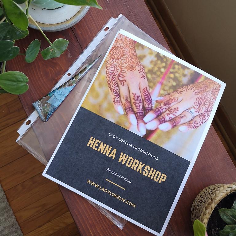 Henna Workbooks
