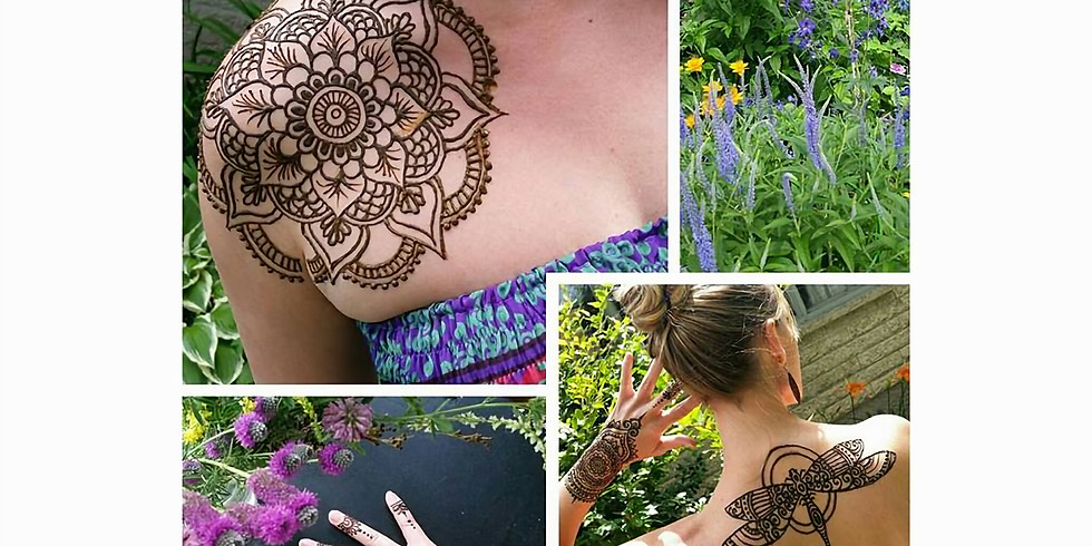BOOK YOUR HENNA PARTY