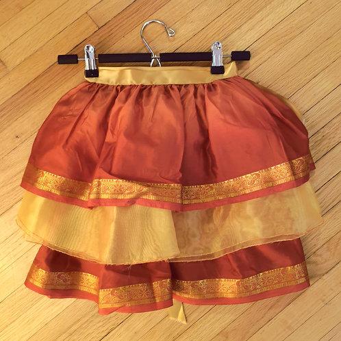 Sari Tutu Skirt - small age 2-5