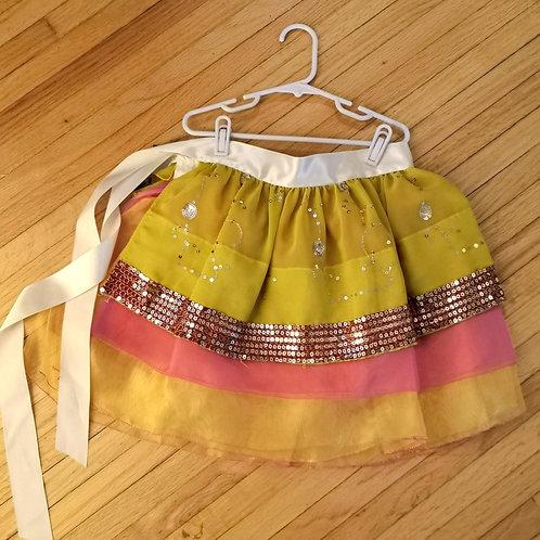 Sari Tutu Skirt - Kids