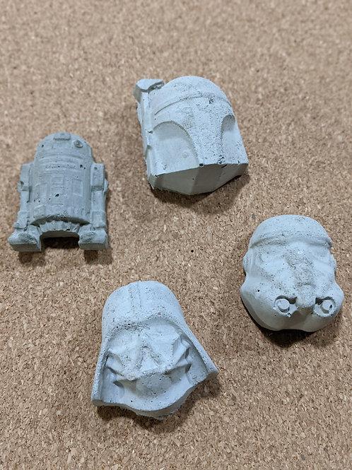 Star Wars Cork Board Pins