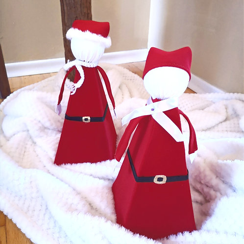 Santa Claus door stoppers