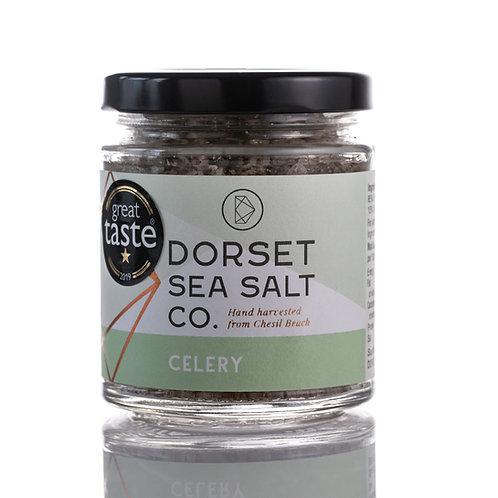 Celery Infused Dorset Sea Salt 125g