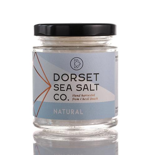 Natural Dorset Sea Salt 125g