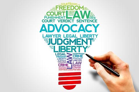 Advocacy bulb word cloud concept.jpg