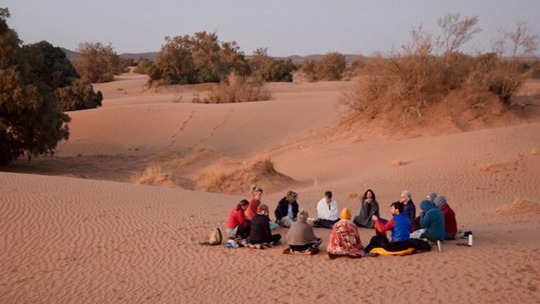 Woestijnretraite 'Stillness' VIII - Marokko