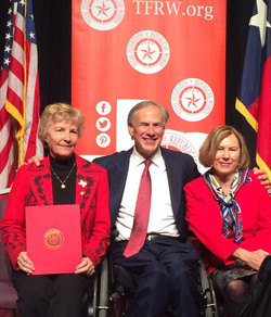 Gov and Pres RWOYA and Pres of TFRW