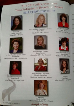 TFRW 2016 officers