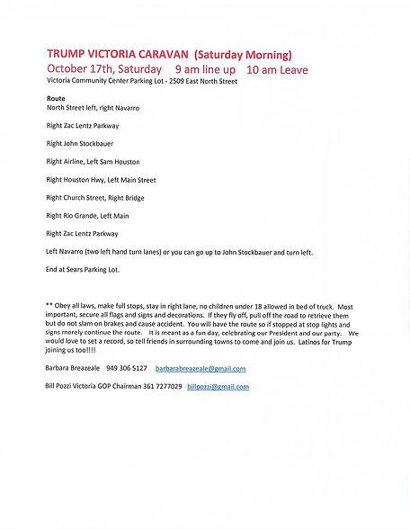 VIctoria Caravan Oct 17 9 am  Instructio