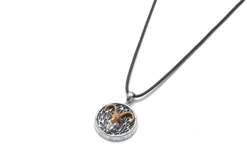 Capricorn pendant