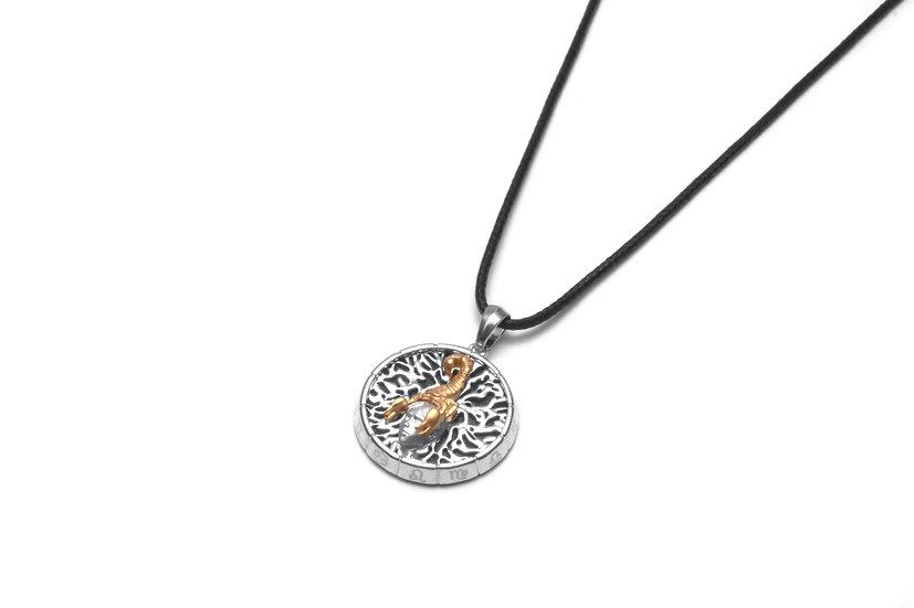 Scorpio pendant