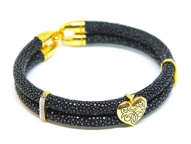 Ace of Spades bracelet