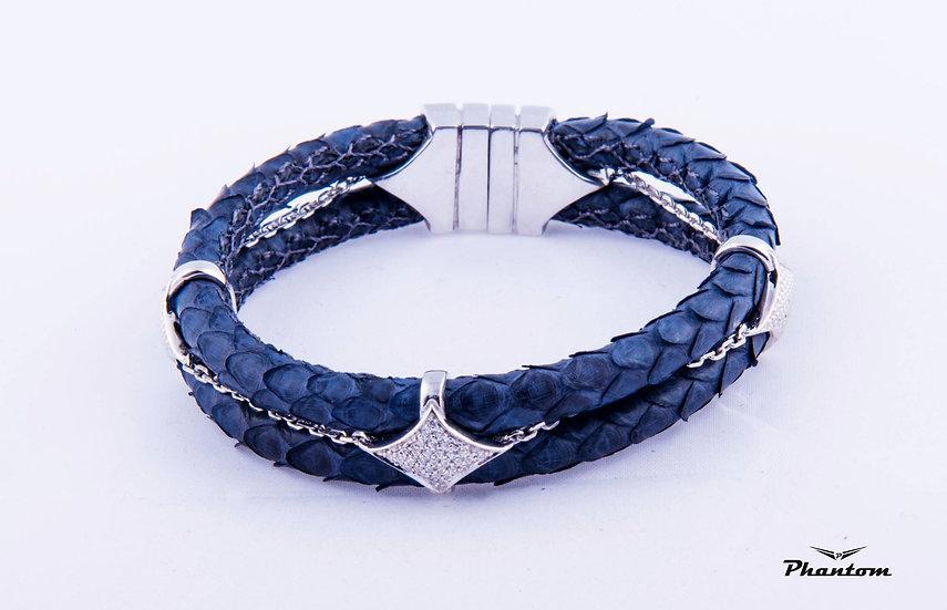 Blue Python  PXV  Bracelet